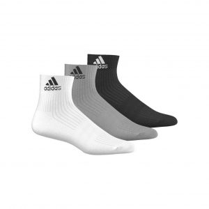 Skarpety adidas Performance 3-pack AA2287 Rozmiar 43-46