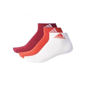 Skarpety adidas Performance Ankle 3-pack BS1707 Rozmiar 23-26