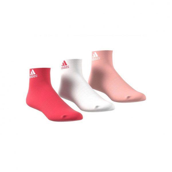Skarpety adidas Performance Ankle 3-pack S99887 Rozmiar 27-30