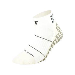 Skarpety piłkarskie Trusox 2.0 Ankle Length Białe Rozmiar M: 39-43.5