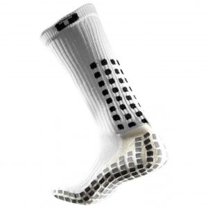 Skarpety piłkarskie Trusox Mid-Calf Cushion Białe Rozmiar S: 34.5-38.5