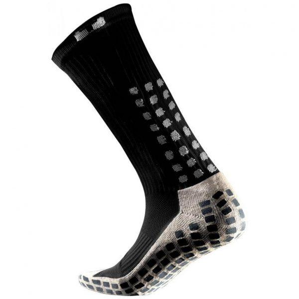 Skarpety piłkarskie Trusox Mid-Calf Cushion Czarne Rozmiar S: 34.5-38.5
