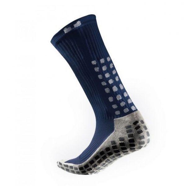 Skarpety piłkarskie Trusox Mid-Calf Cushion Granatowe Rozmiar S: 34.5-38.5