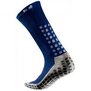 Skarpety piłkarskie Trusox Mid-Calf Cushion Niebieskie Rozmiar S: 34.5-38.5