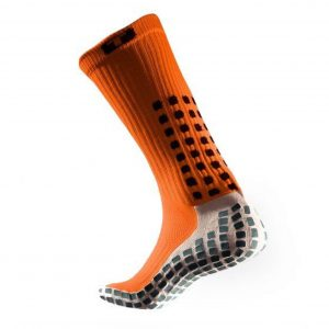 Skarpety piłkarskie Trusox Mid-Calf Cushion Pomarańczowe Rozmiar S: 34.5-38.5