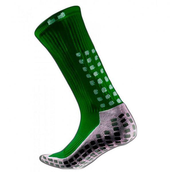 Skarpety piłkarskie Trusox Mid-Calf Cushion Zielone Rozmiar S: 34.5-38.5