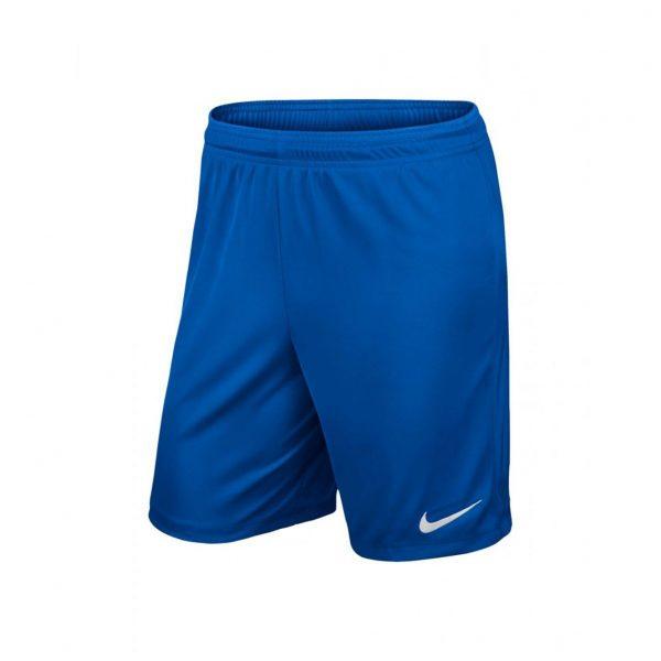 Spodenki Nike Junior Park II 725988-463 Rozmiar M (137-147cm)