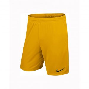 Spodenki Nike Junior Park II 725988-739 Rozmiar S (128-137cm)