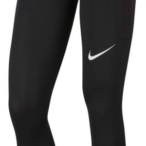 Spodnie bramkarskie termiczne Nike Junior Padded Tight CV0050-010 Rozmiar L (147-158cm)