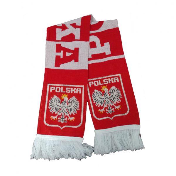 Szalik tkany Polska 4873