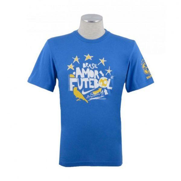T-shirt Nike Brazylia 361385-463 Rozmiar L (183cm)