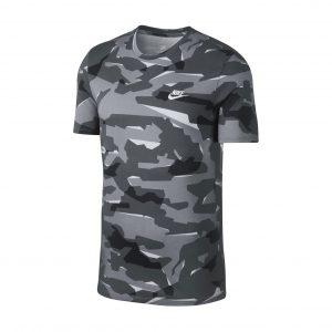 T-shirt Nike Camo AJ6631-012 Rozmiar M (178cm)