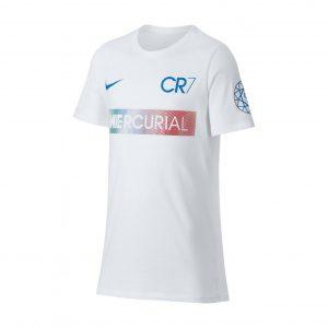 T-shirt Nike Junior Cristiano Ronaldo 882707-100 Rozmiar XS (122-128cm)