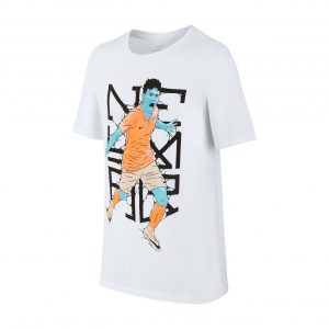 T-shirt Nike Junior Neymar 882708-100 Rozmiar XS (122-128cm)