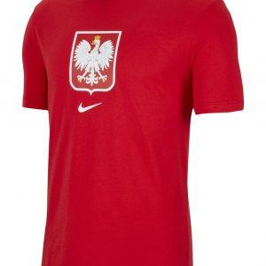 T-shirt Nike Junior Polska CU1212-611 Rozmiar S (128-137cm)