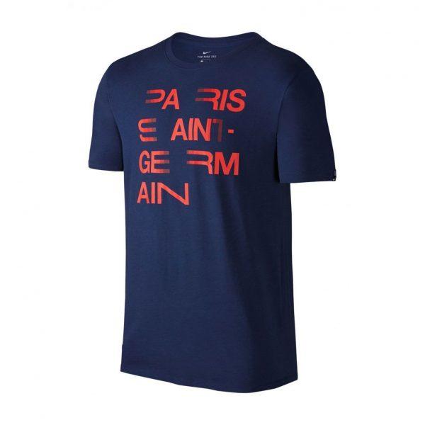 T-shirt Nike PSG 832786-410 Rozmiar S (173cm)
