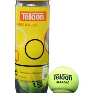 Zestaw piłek do tenisa ziemnego SMJ 3szt T801P3